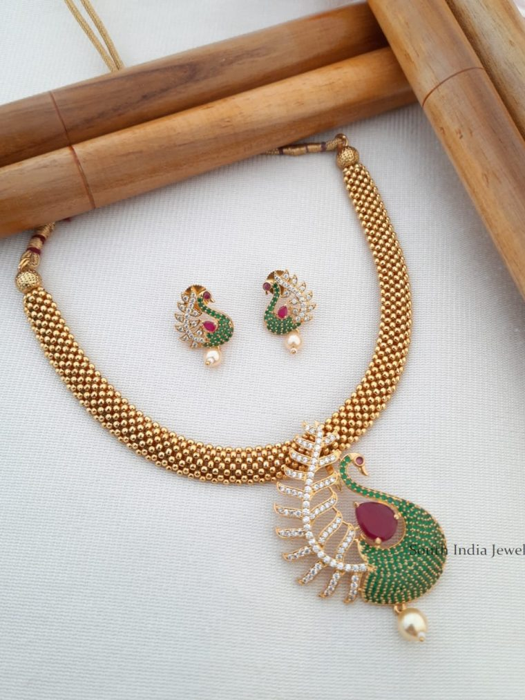 Awesome Antique Tulsi Necklace