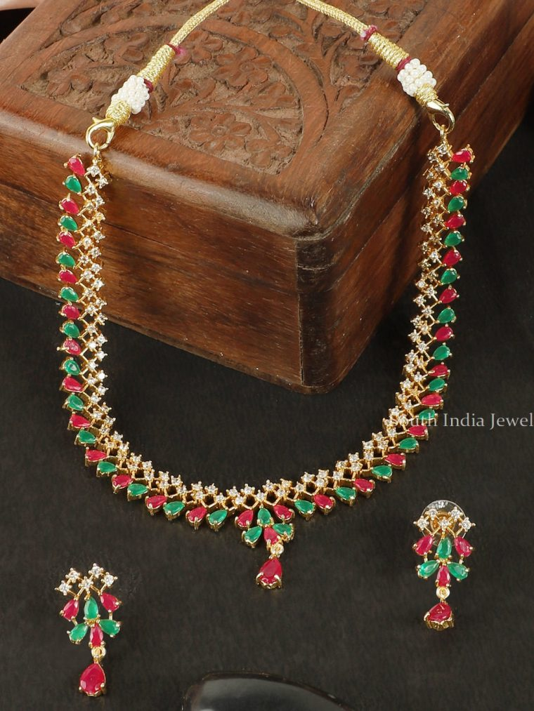 Beautiful AD Necklace