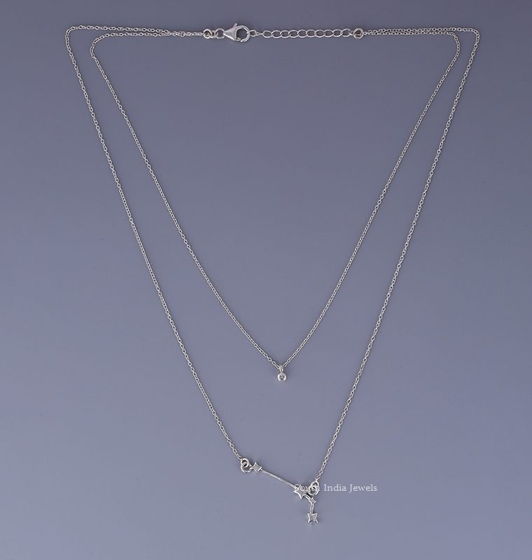 Beautiful Aries Layered Necklace