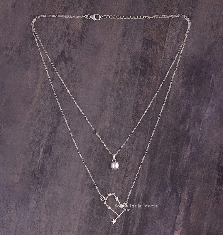 Beautiful Gemini Layered Necklace