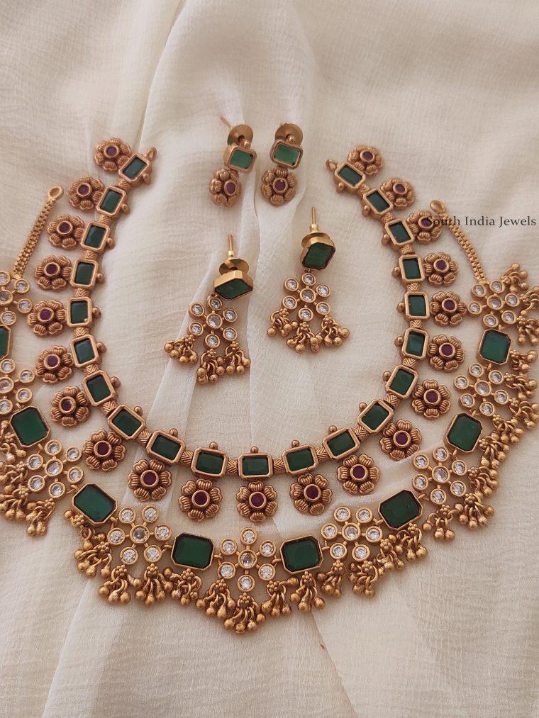 Beautiful-Kerala-Style-NecklaceSet