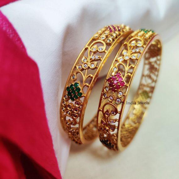 Beautiful-Multi-Color-Stones-Bangles
