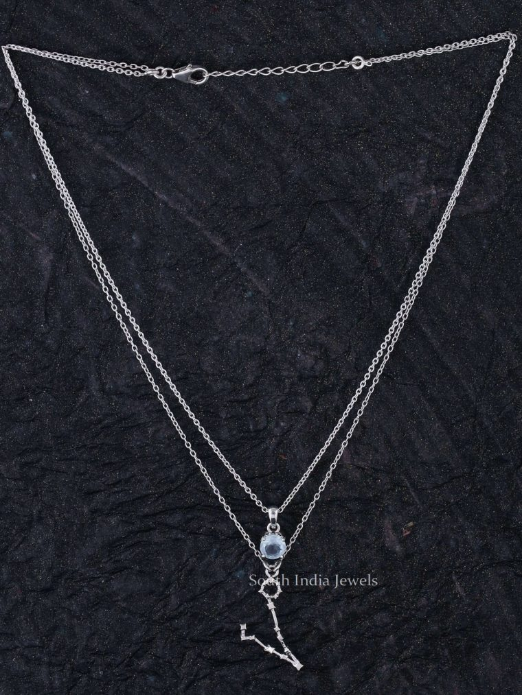 Beautiful Pisces Layered Necklace (2)