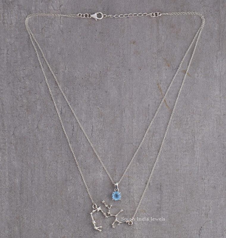 Beautiful Sagittarius Layered Necklace