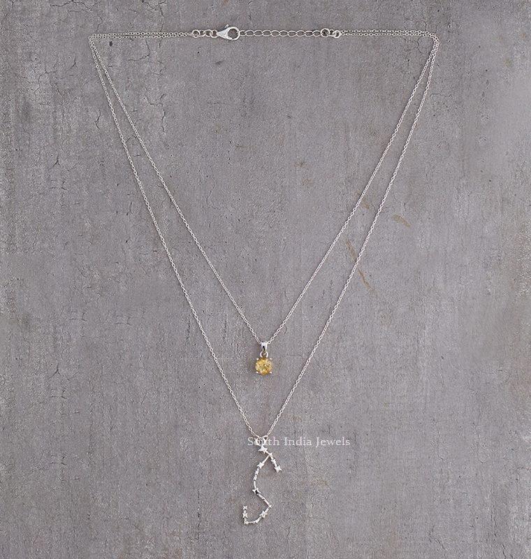 Beautiful Scorpio Layered Necklace