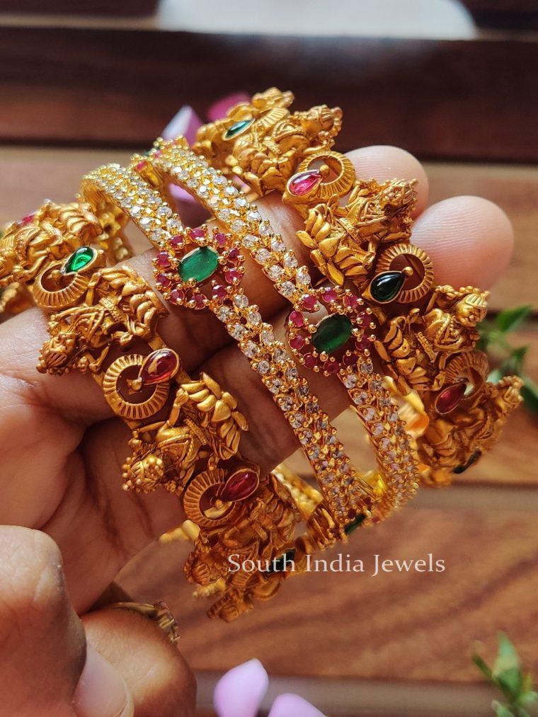 Bridal-Lakshmi-AD-stones-Bangles-Set-of-4