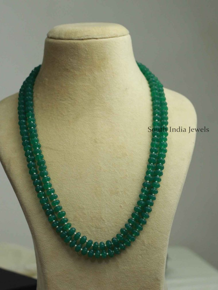 Classic-Green-Beaded-Necklace