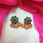 Classic-Lakshmi-Coin-Earring