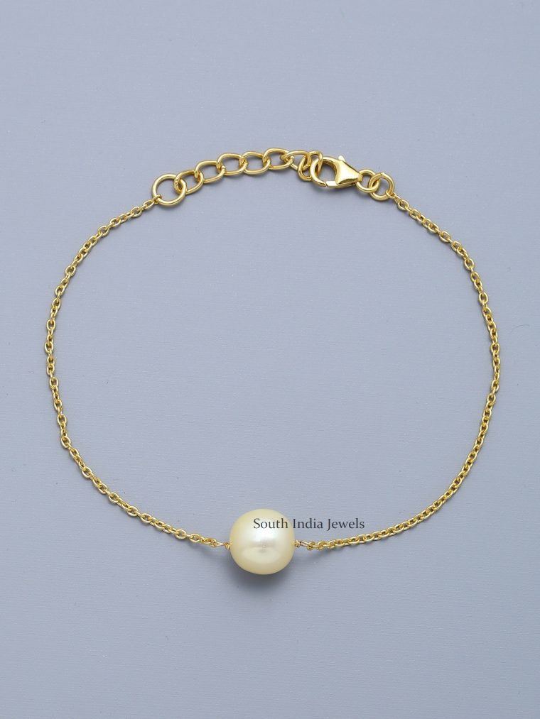 Classic-Single-Pearl-Bracelet
