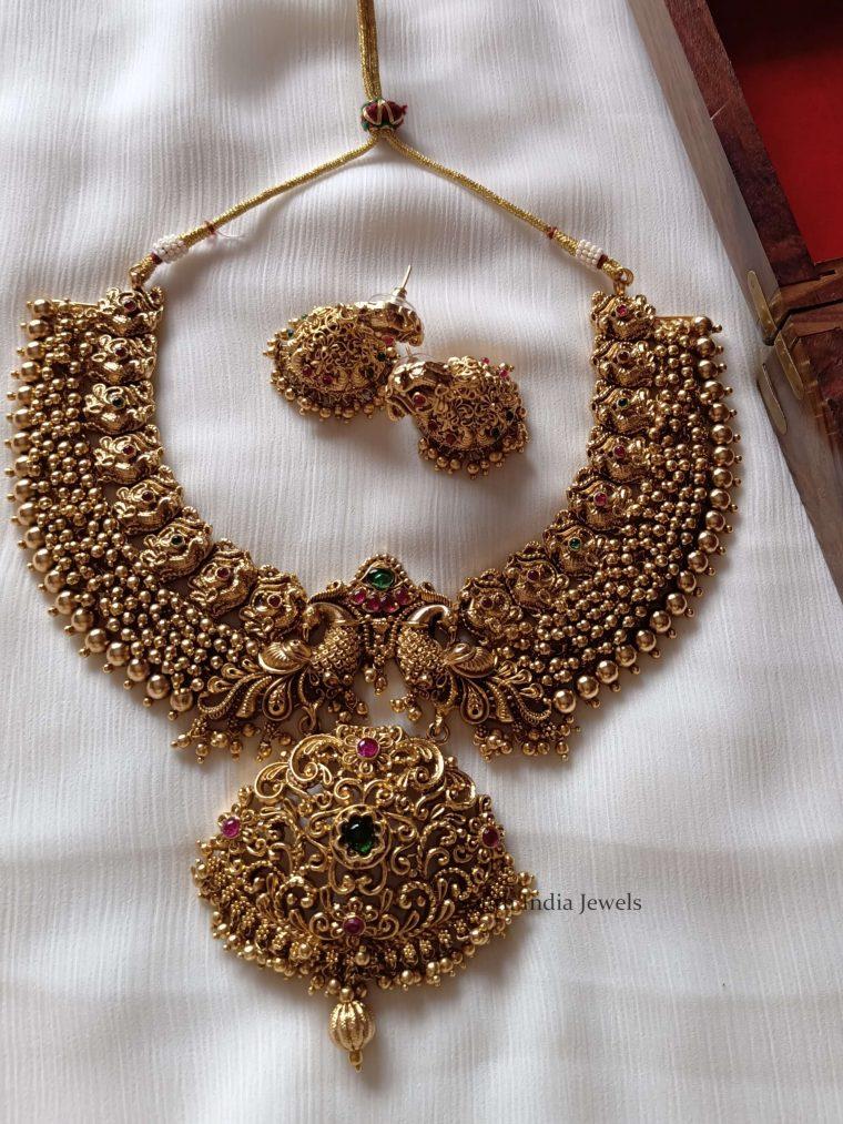 Designer Kemp Necklace Set-2