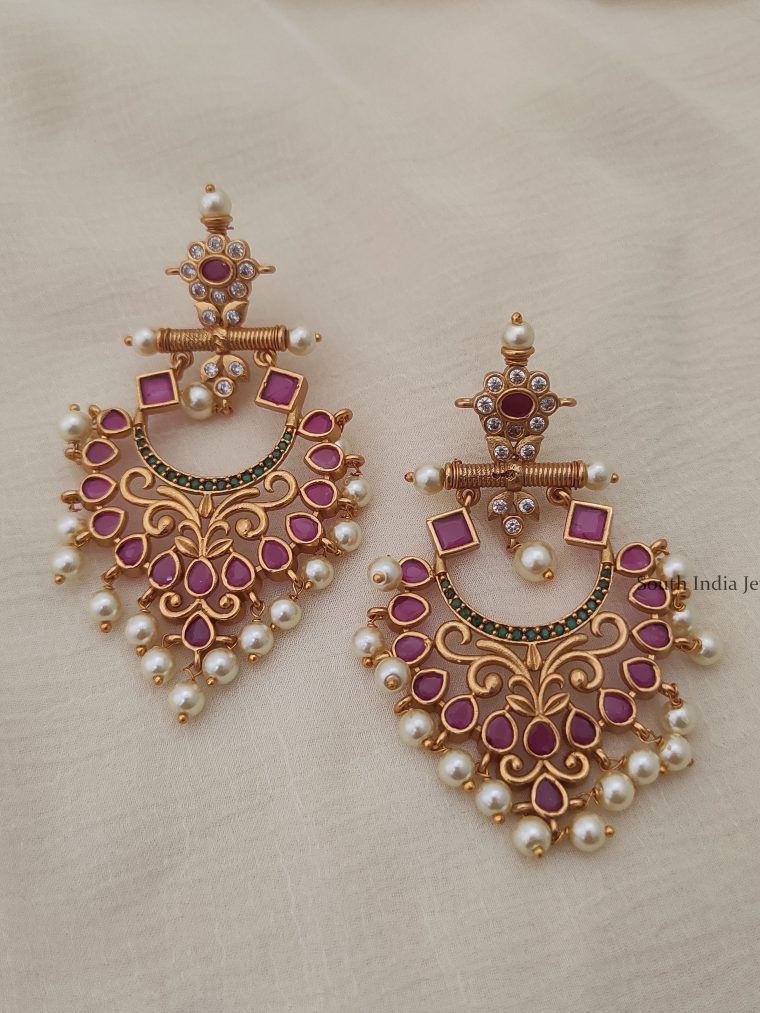 Elegant-Chandbali-Long-Earings