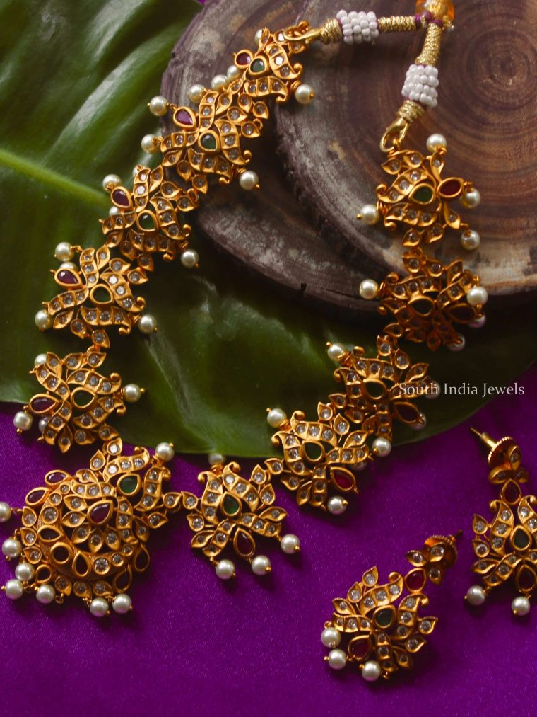 Elegant Multi Color Necklace