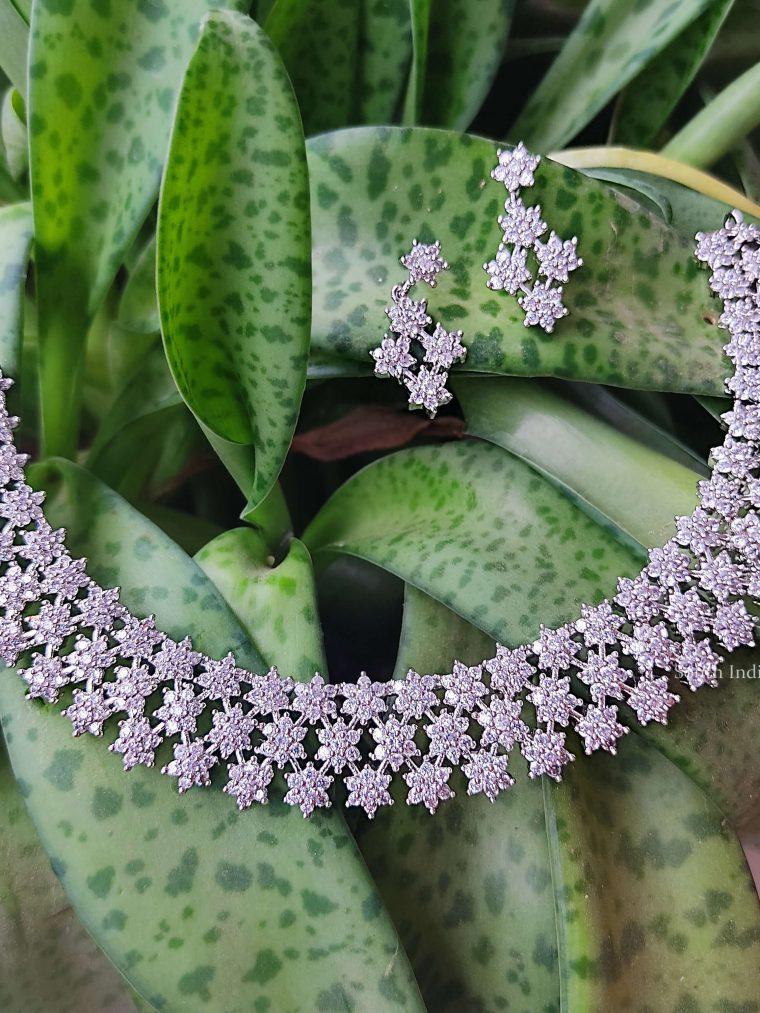 Fabulous Rhodium Polish Necklace