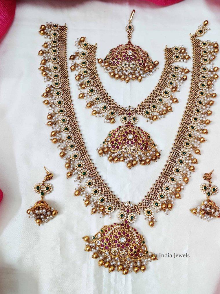 Gorgeous Multi Stone & Beads Combo