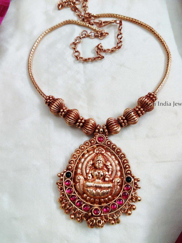 Kemp & Green Lakshmi Pendant Necklace (3)