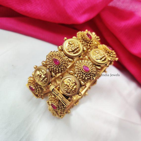 Lakshmi-Coin-Openable-Bangle