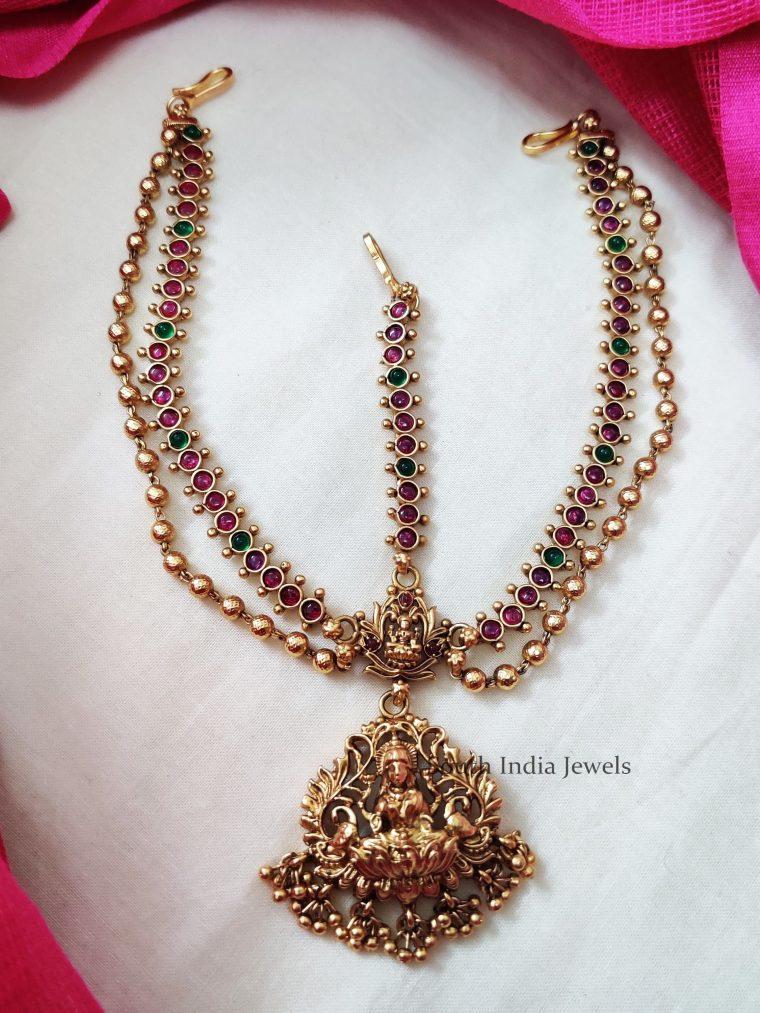 Lakshmi-Two-Layers-Head-Set