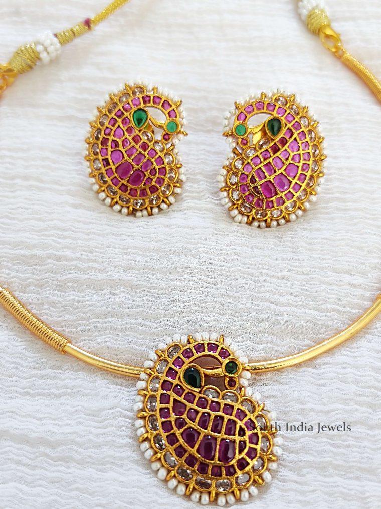 Mango Design Kemp Hasli Necklace