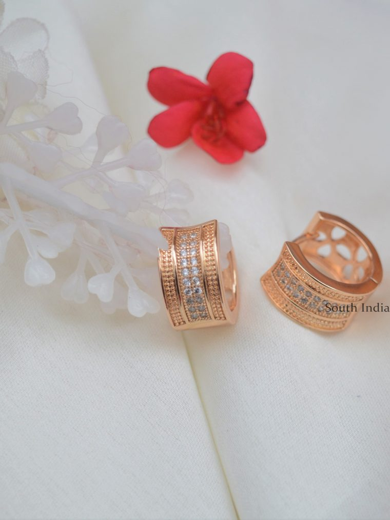 Rose-Gold-Kids-Earrings