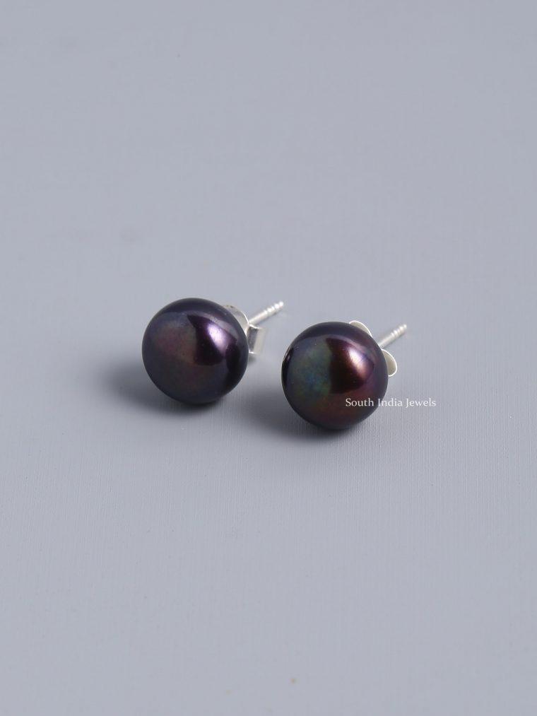 Stunning-Black-Pearl-Stud
