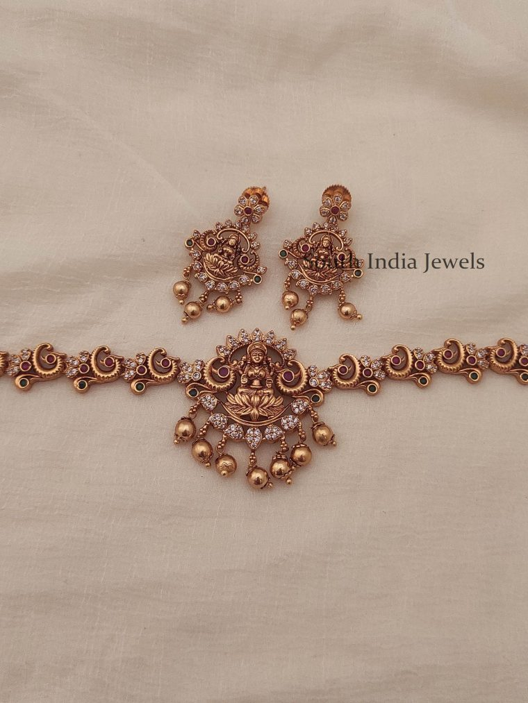 Stunning-Lakshmi-Design-Choker