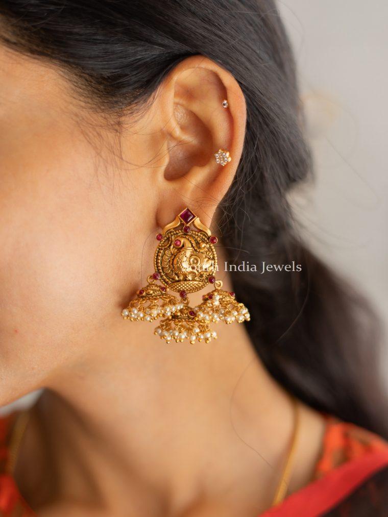 Stunning-Peacock-Earrings