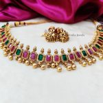 Stunning-Pink-and-Green-Necklace