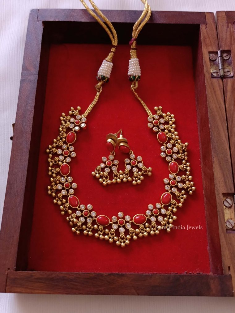 Traditional Ghungroo Necklace