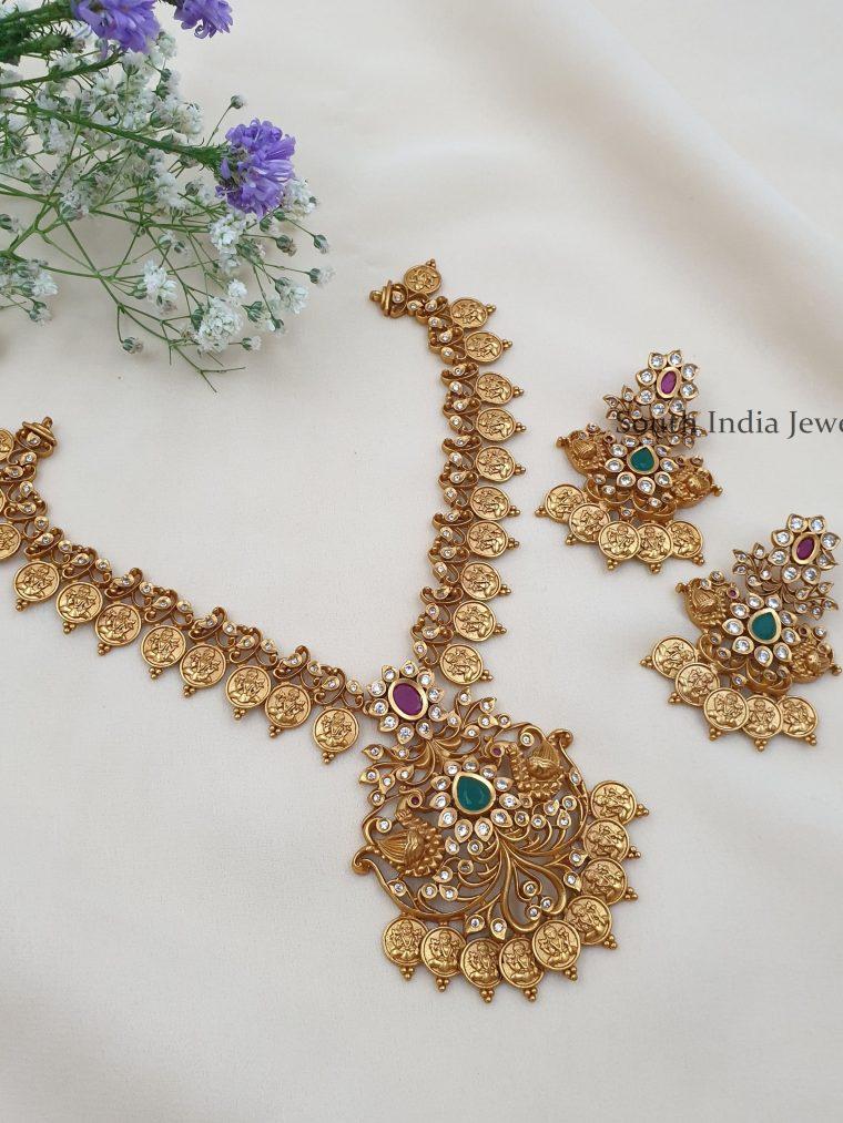 Traditional-Lakshmi-Coin-Design-Necklace