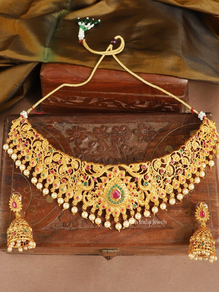 Traditional-Temple-Style-Choker-Set