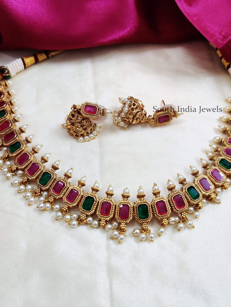 Unique-Pink-and-Green-Necklace