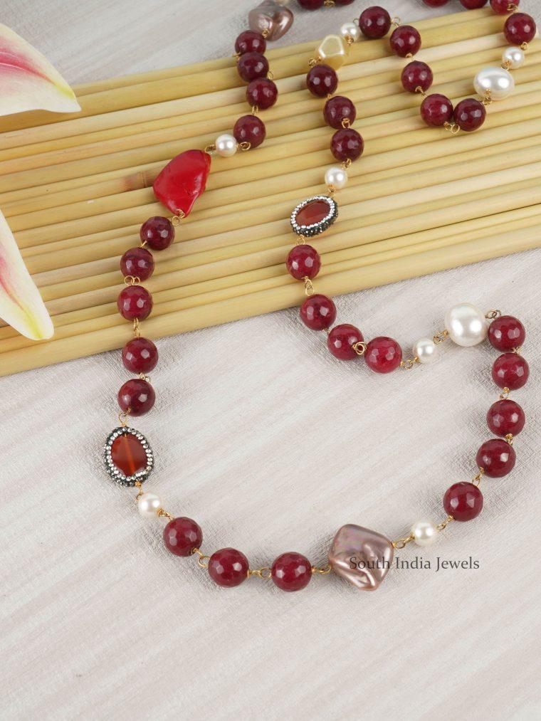 Unique-Red-balls-Chain