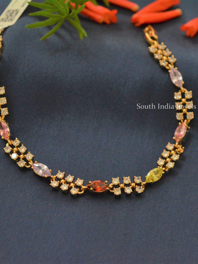 Unique Rose Gold Bracelet