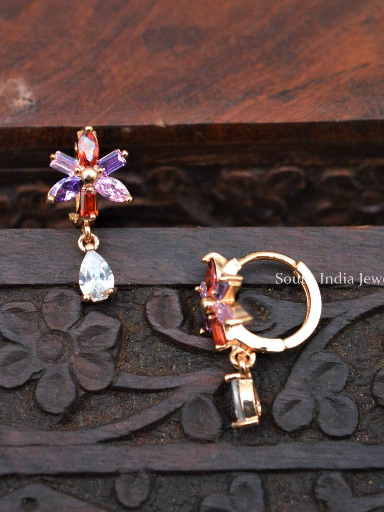 pretty kids bali earrings.