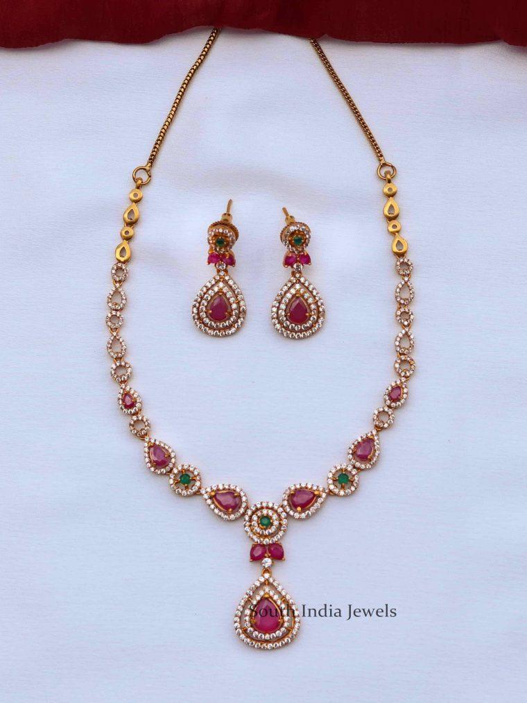 Attractive Multicolor Necklace