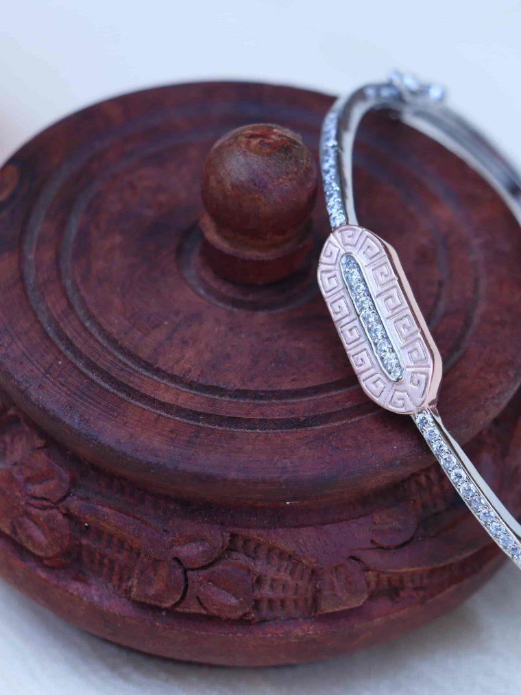 Beautiful Sterling Sliver Bracelet