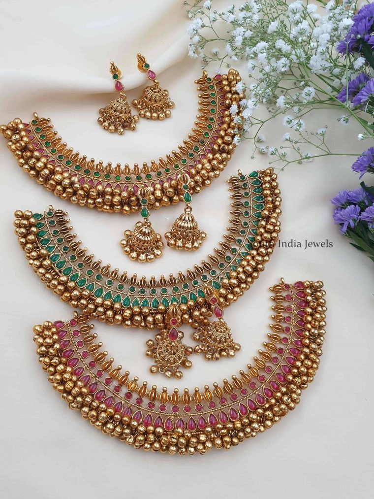 Gorgeous Darba Style Necklace