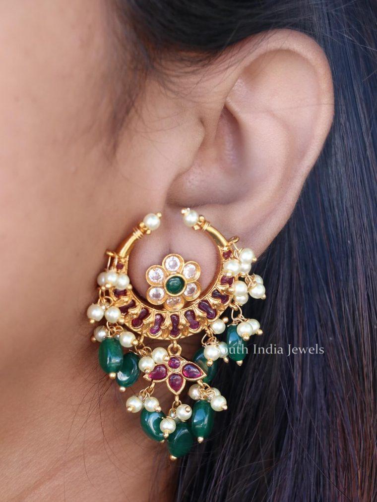Half Moon Shaped Earrings (2)