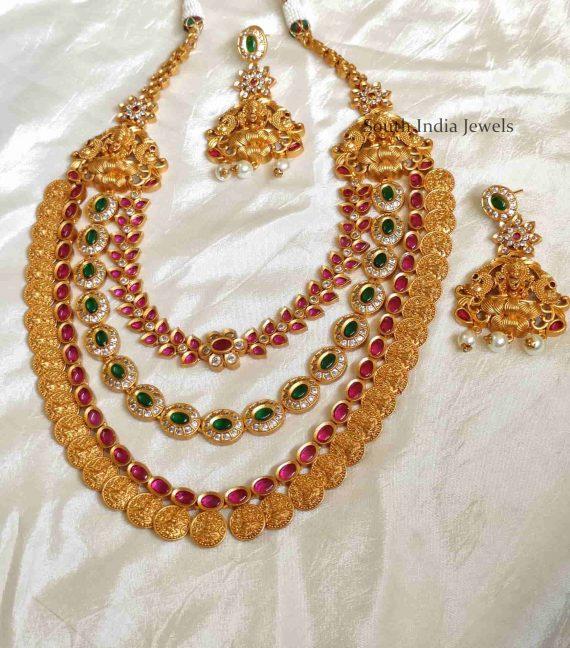 Lakshmi Coin Designer Kemp Haram