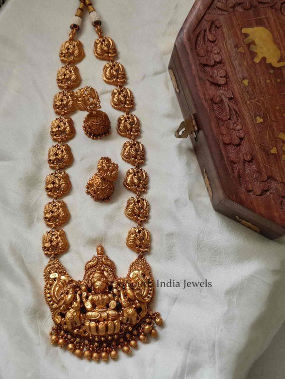 Peacock Designer Lakshmi Haram