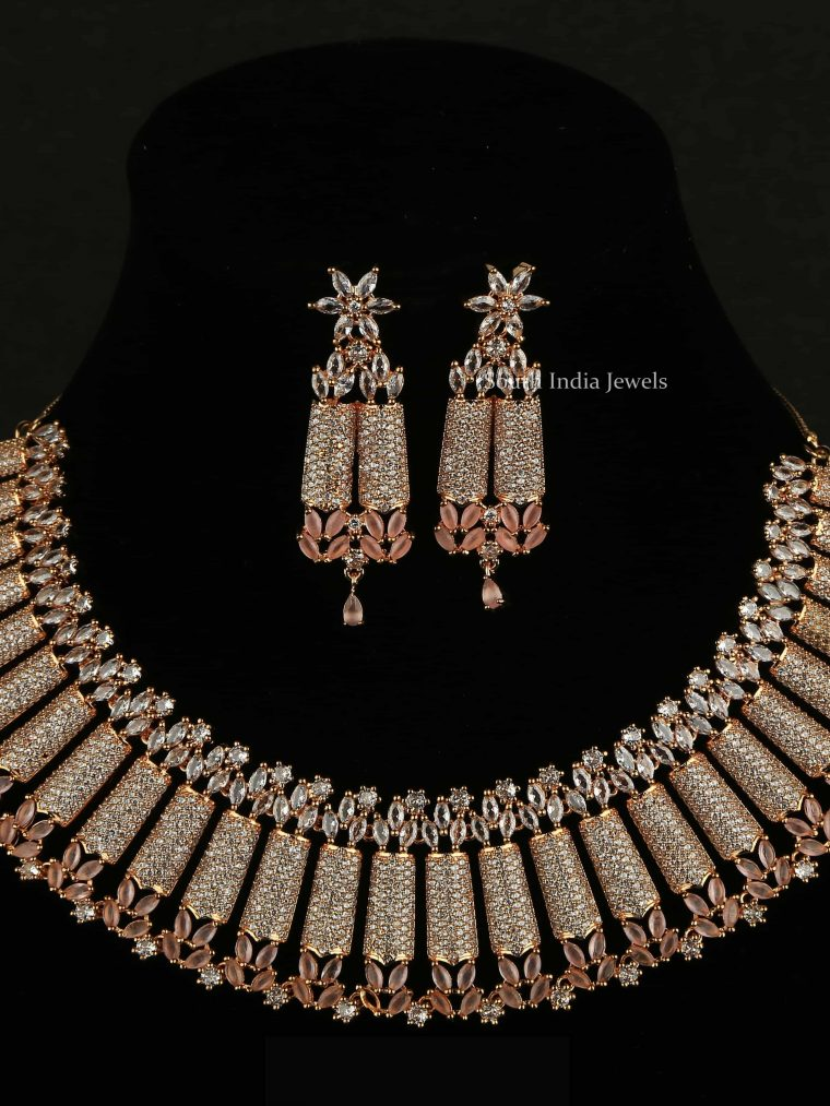 Royal Blush Necklace