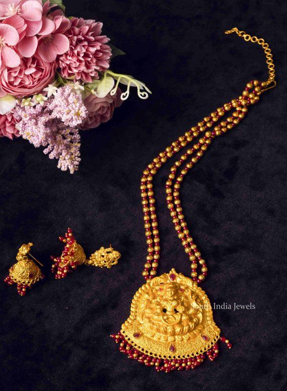 Ruby Lakshmi Design Haram