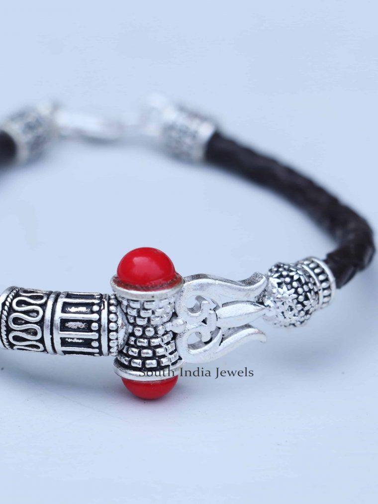 Stunning 92.5 Sterling Silver Unisex Bracelet
