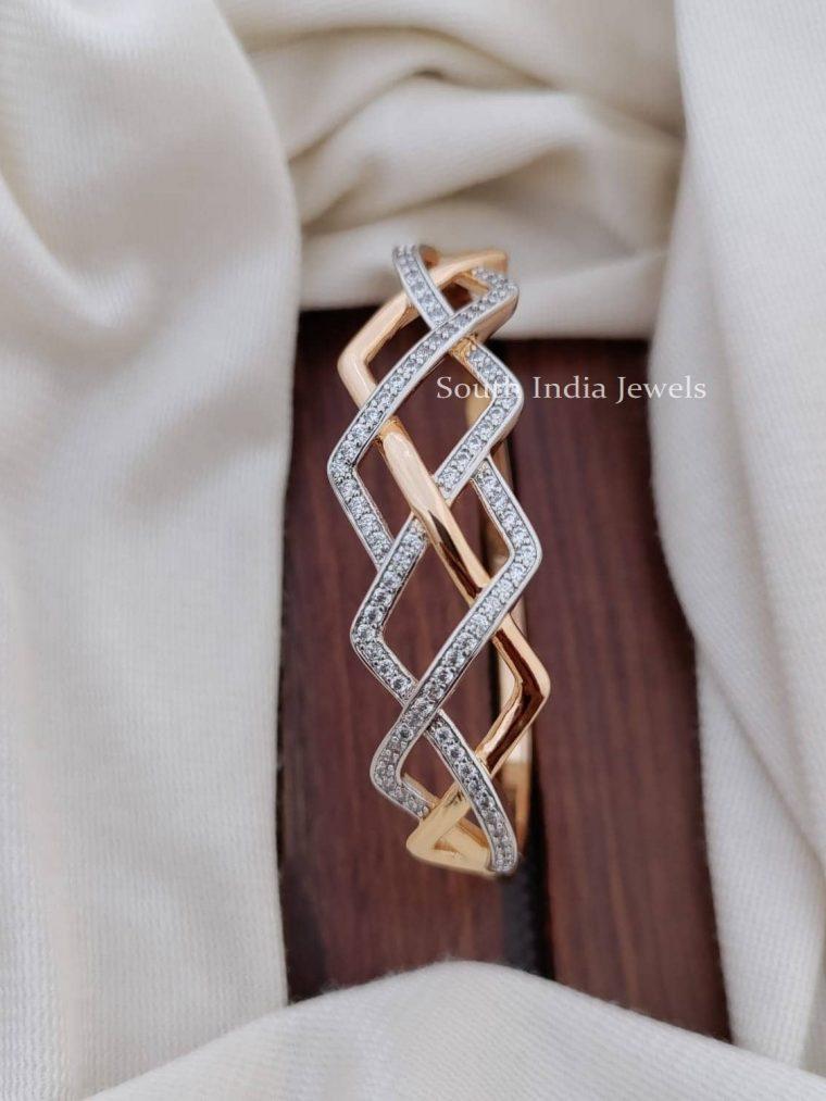 Stunning CZ Stone Bracelet