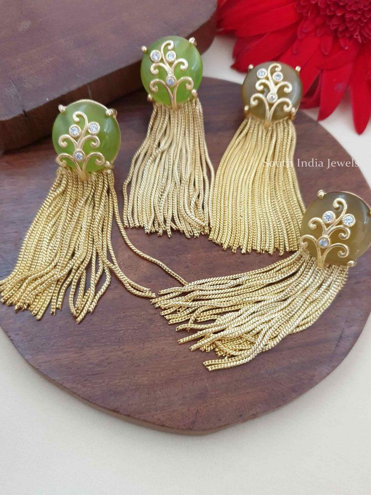 Stunning Tassel Earrings (3)