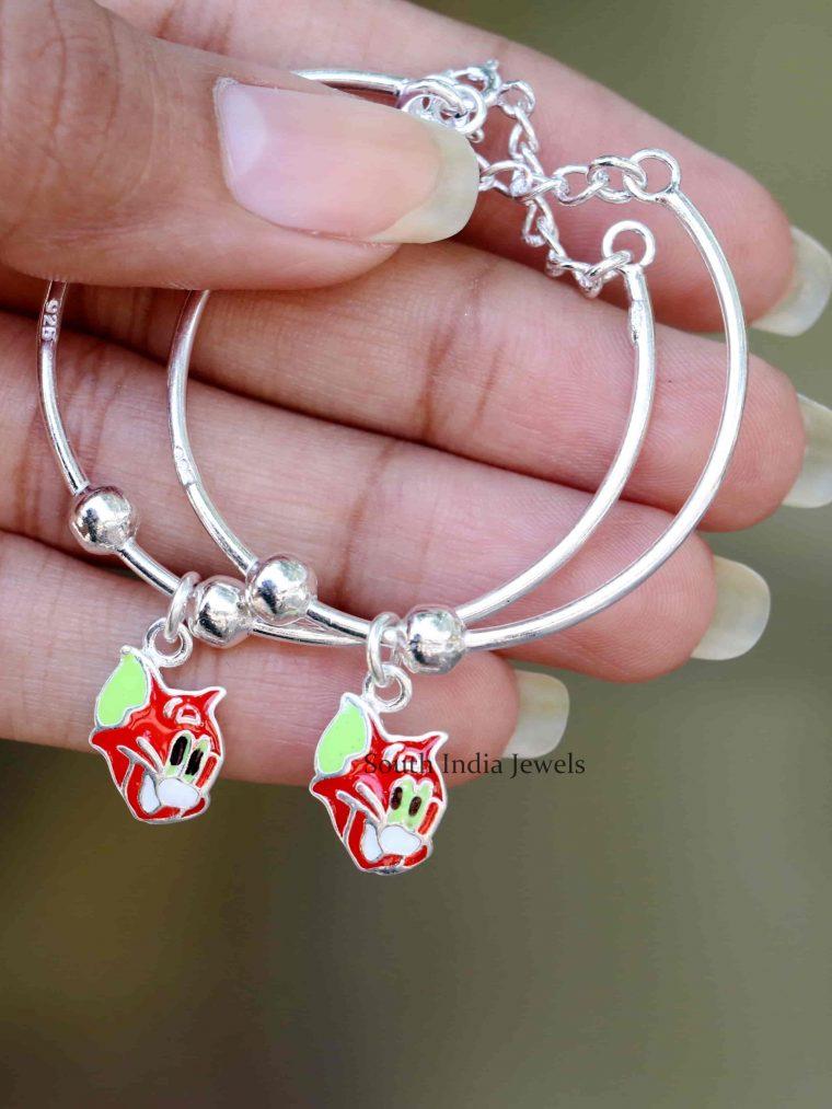 Tom Design 925 Sterling Silver Baby Bracelet
