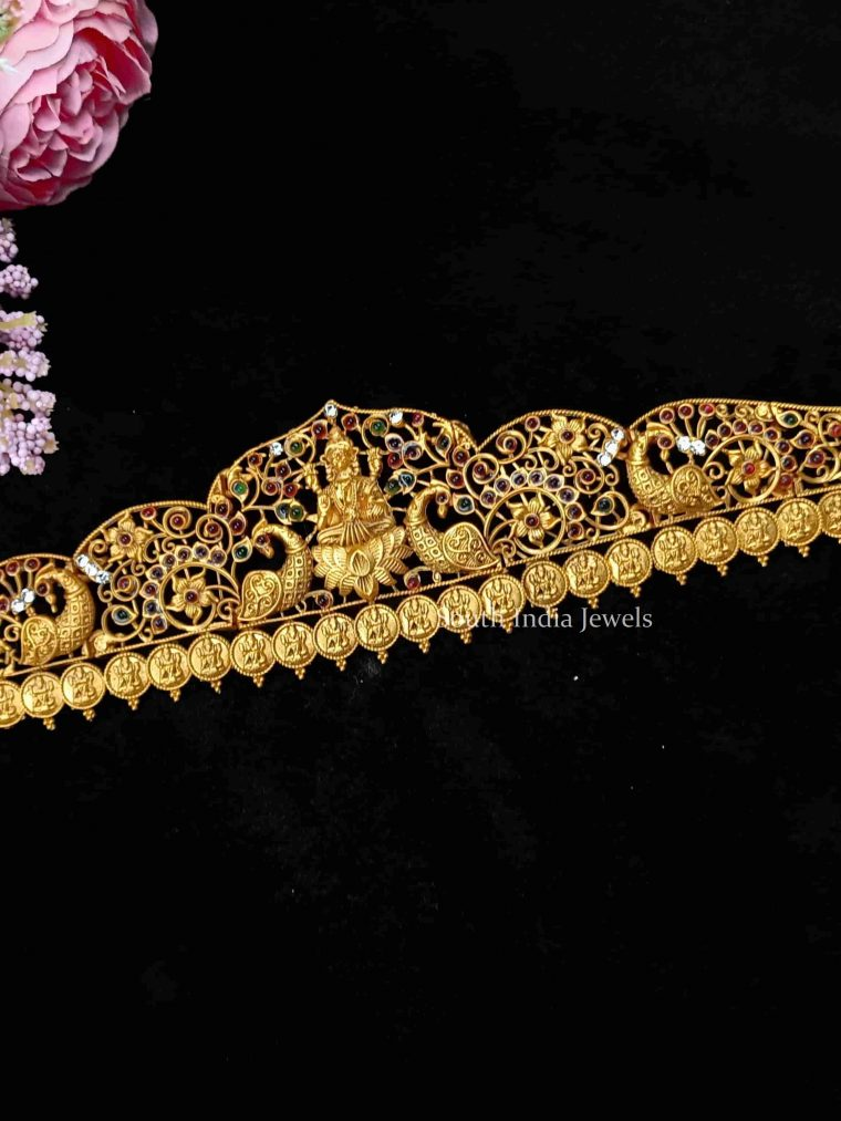 Traditional Lakshmi Hip Belt