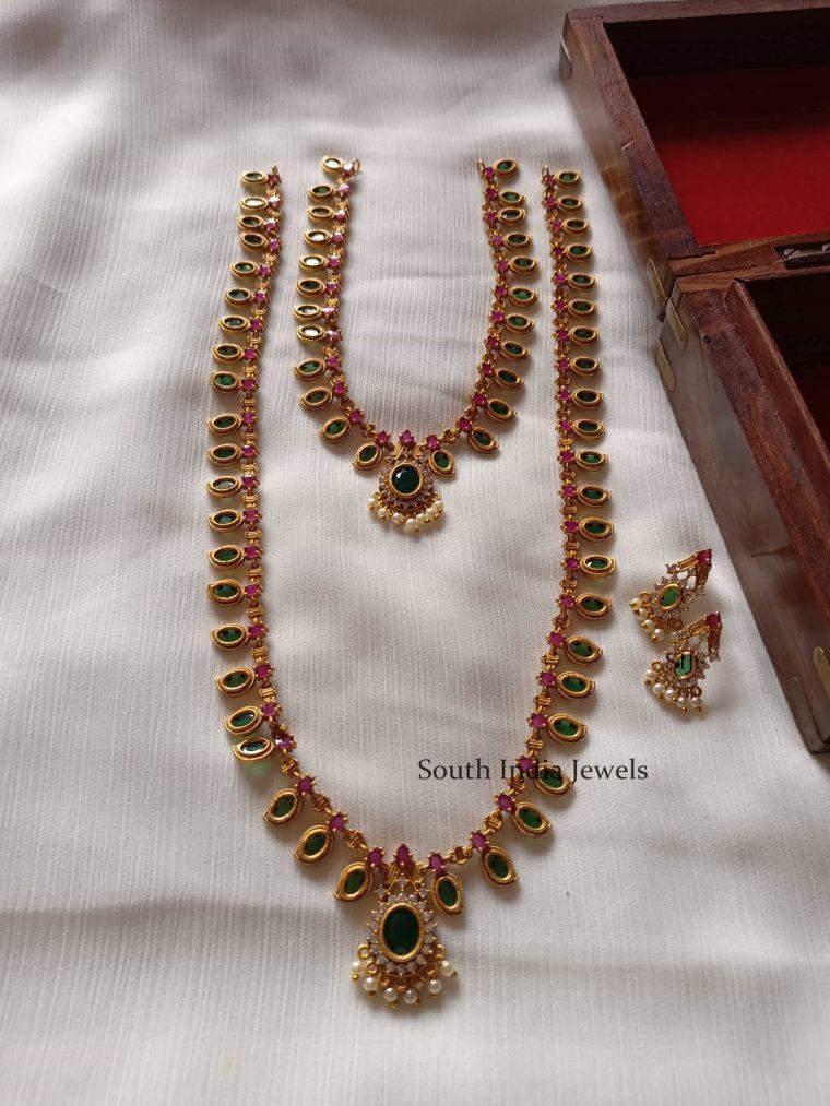 Beautiful Kerala Design Light weight Combo Set