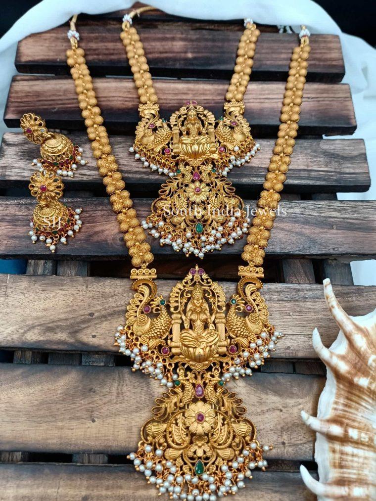 Bridal Temple Jewellery Combo