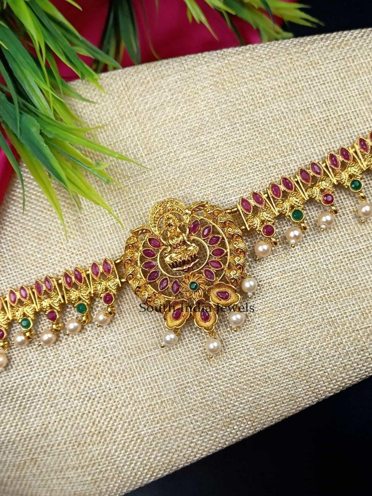Classic Lakshmi Design Hip Belt